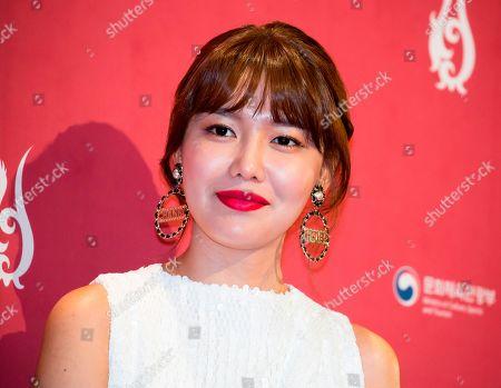 Editorial picture of Seoul International Drama Awards, South Korea - 03 Sep 2018