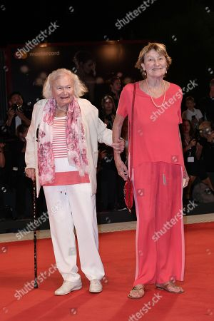 Editorial image of 'The Summer House' premiere, 75th Venice International Film Festival, Italy - 05 Sep 2018