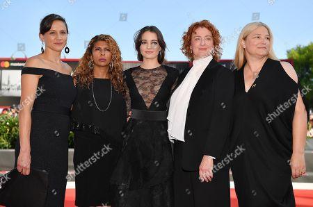 Editorial image of 75th Venice International Film Festival, Italy - 06 Sep 2018
