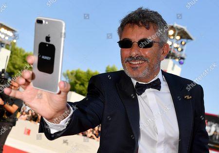 Italian director Paolo Genovese
