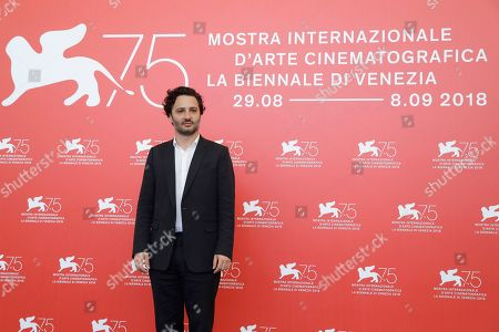 Editorial image of Film Festival 2018 Introduzione all'oscure Photo Call, Venice, Italy - 06 Sep 2018