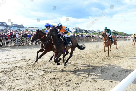 LAYTOWN. WAQAAS and Lisa O'Neill (near) win for trainer Jamie Osborne from ROYAL ADMIRAL.