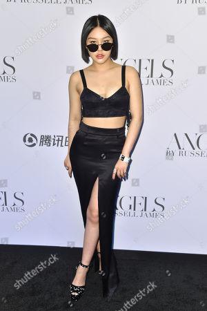 Stock Picture of Natasha Lau