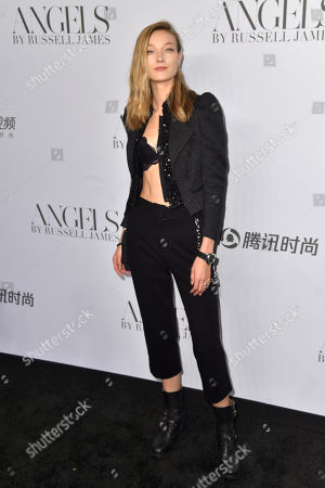 Editorial picture of Russell James 'Angels' Book Launch and Exhibit, Spring Summer 2019, New York Fashion Week, USA - 06 Sep 2018