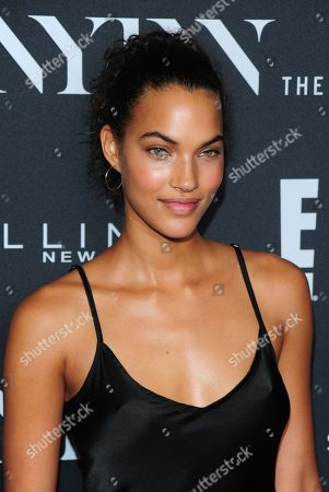 Editorial image of E! Entertainment, Elle and IMG Kick-Off Party, Arrivals, Spring Summer 2019, New York Fashion Week, USA - 05 Sep 2018