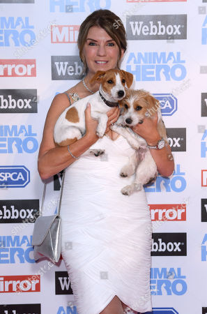Editorial picture of The Animal Hero Awards 2018, in partnership with Webbox and RSPCA, Grosvenor House Hotel, London, UK - 06 Sep 2018