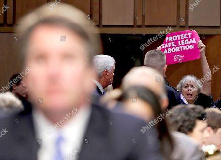 Supreme Court nominee Brett Kavanaugh confirmation hearing, Washington DC
