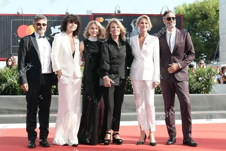 Paolo Genovese, Malgorzata Szumowska, Naomi Watts, Nicole Garcia, Trine Dyrholm, Taika Waititi