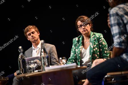 Oxfam NGO Cecile Duflot