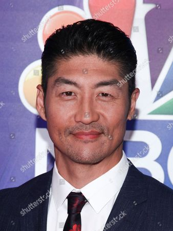 Brian Tee attends NBC's fall New York press junket at The Four Seasons Hotel, in New York