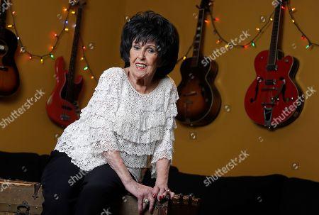 Editorial picture of Music Wanda Jackson, Nashville, USA - 26 Jul 2018