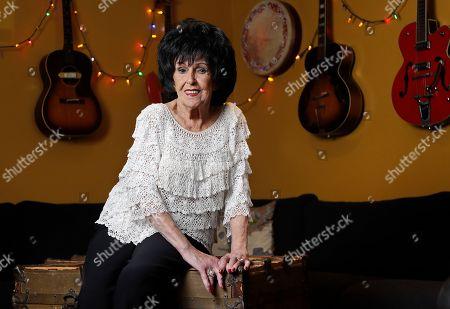 Editorial image of Music Wanda Jackson, Nashville, USA - 26 Jul 2018