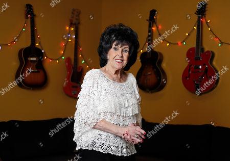 Editorial photo of Music Wanda Jackson, Nashville, USA - 26 Jul 2018
