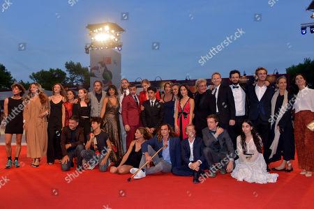 Editorial photo of 'Capri-Revolution' premiere, 75th Venice Film Festival, Italy - 06 Sep 2018