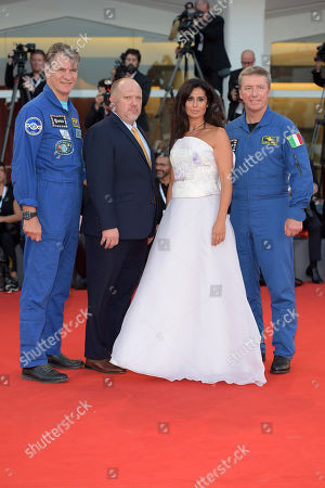 Editorial image of 'Capri-Revolution' premiere, 75th Venice Film Festival, Italy - 06 Sep 2018