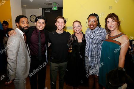 Editorial picture of 'Sweat' play opening, Mark Taper Forum, Los Angeles, USA - 19 Jul 2018