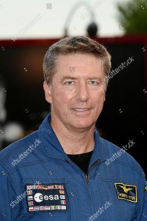 Astronaut Roberto Vittori