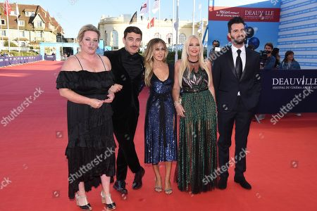 Editorial photo of 'Here And Now' premiere, 44th Deauville American Film Festival, France - 06 Sep 2018