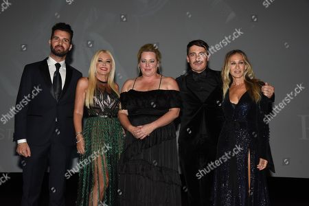 Editorial picture of 'Here And Now' premiere, 44th Deauville American Film Festival, France - 06 Sep 2018