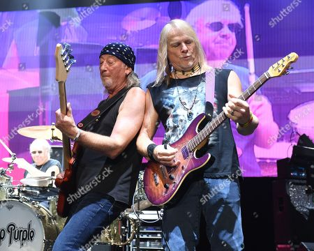 Roger Glover, Steve Morse