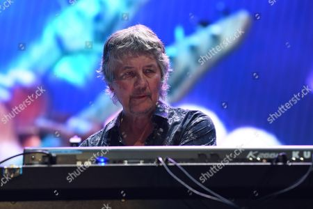 Stock Image of Don Airey