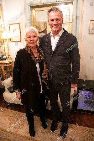 Judi Dench and Michael Grandage (Director)