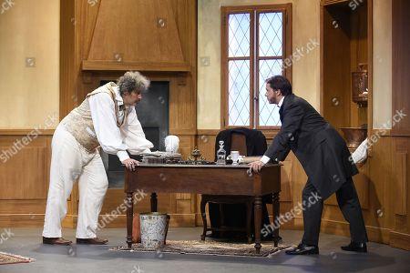 Editorial picture of 'Signe Dumas' play, Theatre La Bruyere, Paris, France - 06 Sep 2018