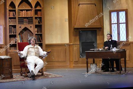 Editorial photo of 'Signe Dumas' play, Theatre La Bruyere, Paris, France - 06 Sep 2018