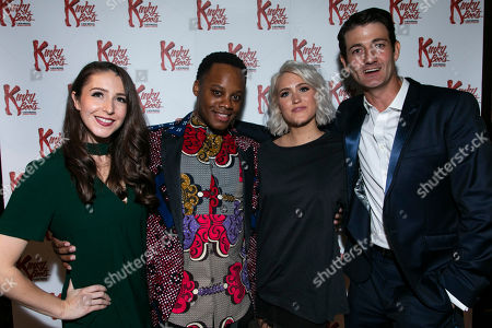 Editorial image of 'Kinky Boots' play, 3rd Birthday, London, UK - 06 Sep 2018