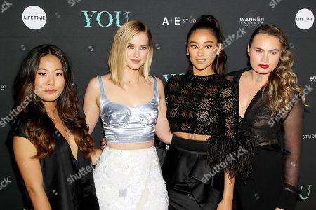 Editorial photo of 'You' Series Premiere Celebration, New York, USA - 06 Sep 2018