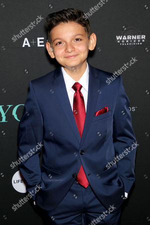 Editorial image of 'You' Series Premiere Celebration, New York, USA - 06 Sep 2018