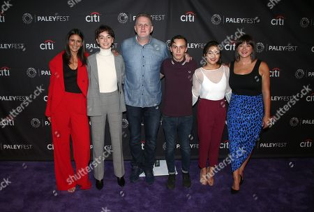 Robia Rashid, Brigette Lundy-Paine, Michael Rapaport, Keir Gilchrist, Amy Okuda, Mary Rohlich