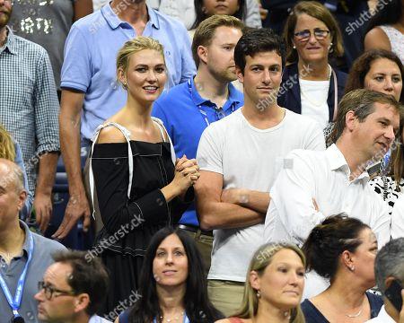 Editorial image of US Open Tennis Tournament, New York, USA - 06 Sep 2018