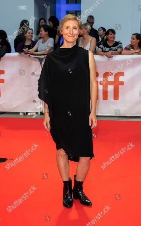 US writer Bathsheba Doran arrives for the screening of the movie 'Outlaw King' during the 43rd annual Toronto International Film Festival (TIFF) in Toronto, Canada, 06 September 2018. The festival runs from 06 to 16 September.