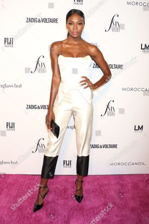 Editorial picture of The Daily Front Row Fashion Media Awards, Arrivals, New York Fashion Week, USA - 06 Sep 2018