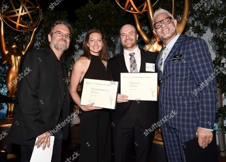 Editorial photo of 2018 Casting Directors Nominee Reception, Beverly Hills, USA - 06 Sep 2018