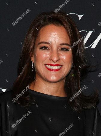 Editorial photo of NYFW Spring/Summer 2019 - Cartier Precious Garage Launch Event, New York, USA - 06 Sep 2018