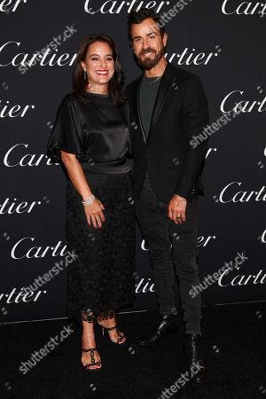 Editorial image of NYFW Spring/Summer 2019 - Cartier Precious Garage Launch Event, New York, USA - 06 Sep 2018
