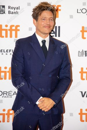 Editorial picture of 'Kursk' premiere, Arrivals, Toronto International Film Festival, Canada - 06 Sep 2018