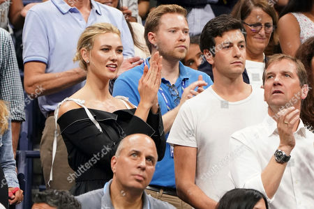 Editorial photo of 2018 US Open Tennis - Day 11, New York, USA - 06 Sep 2018