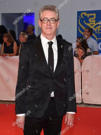"""Piers Handling, director and CEO of the Toronto International Film Festival, attends the gala for """"Outlaw King"""" on day 1 of TIFF at Roy Thomson Hall, in Toronto"""