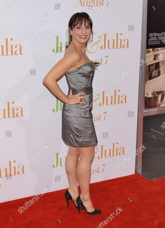 Editorial photo of Premiere of 'Julie and Julia', New York, NY - 30 Jul 2009