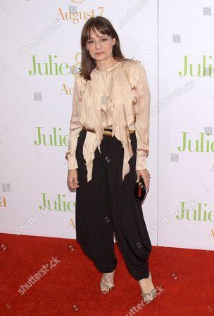 Stock Photo of Joan Juliet Buck