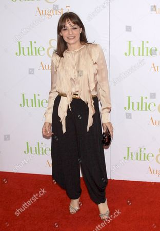 Editorial image of Premiere of 'Julie and Julia', New York, NY - 30 Jul 2009