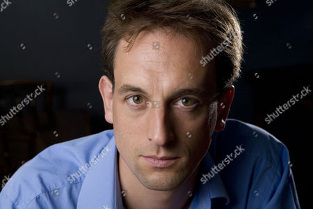 Editorial photo of Charles Cumming, London, Britain - 08 Jul 2009