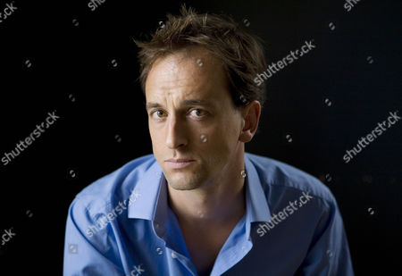 Stock Photo of Charles Cumming