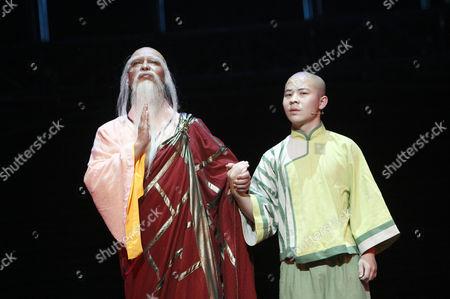 'Chun Yi: The Legend of Kung Fu' - David Yip (Narrator), Zhao Feng (Narrator)
