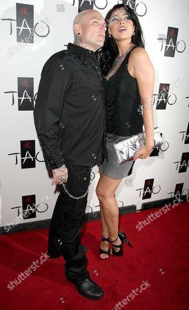 Editorial image of Tera Patrick celebrates her birthday at Tao Nightclub, Las Vegas, Nevada, America - 30 Jul 2009