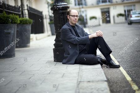 Editorial picture of Jeffrey Deaver, Britain - 23 Jul 2009