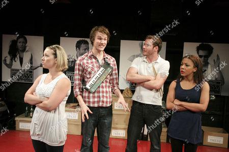 'suddenlossofdignity.com' -  Katie Lyons, Hugh Skinner, Felix Scott, Kathryn Drysdale